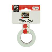 Echo Park - I Love School Decorative Tape, 15mmx9m, Apples