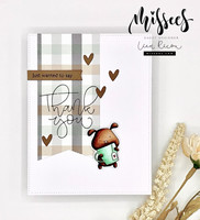 Studio Light - Missees Pets Missees Collection nr.14  By Karin Joan, Leimasetti