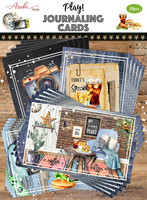 Memory Place - Play!, Journaling Cards, 20 osaa
