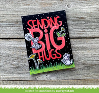 Lawn Fawn - Giant Sending Big Hugs, Stanssi