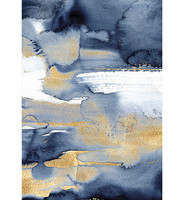Studio Light - Mixed Paper Pad, nr.159, A5, Paperikko