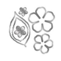 Gemini - Elements Dies, Stanssisetti, Regal Rose