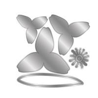 Gemini - Elements Dies, Stanssisetti, Tulip Blooms
