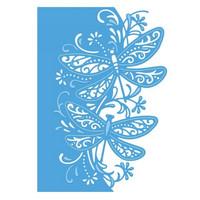 Gemini - Create-a-Card Dies, Stanssi, Delicate Dragonflies