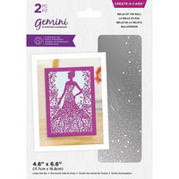 Gemini - Create-a-Card Dies, Stanssi, Belle of the Ball