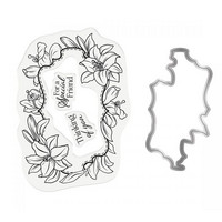 Gemini - Stamp & Die, For a Special Friend, Stanssi- ja leimasetti