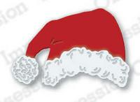 Impression Obsession - Small Santa Hat, Stanssisetti