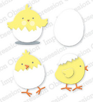 Impression Obsession - Chick Set, Stanssisetti