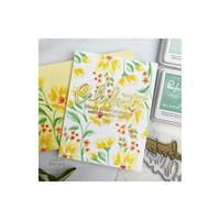 Pinkfresh Studio - Fancy Floral Print, Kerrossapluunasetti