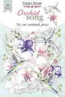 Fabrika Decoru - Leikekuvat, Orchid Song, 48 osaa