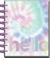 MAMBI - CLASSIC Happy Planner, Pastel Tie Dye, päivätty 12kk