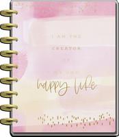 MAMBI - CLASSIC Happy Planner, Happy Life, päivätty 12kk