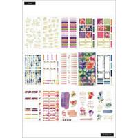 MAMBI - Happy Planner, Teacher - Florals, Tarrasetti, 30arkkia