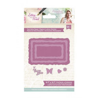 Crafter`s Companion - Sara Signature Letters from The Heart Collection, Stanssisetti, Torn Note