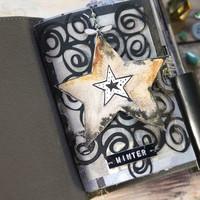 Elizabeth Craft Design - Cinnamon Background, Stanssi