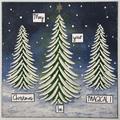 PaperArtsy - Stencil 216, Sapluuna