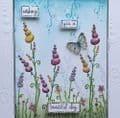PaperArtsy - E³ Kay Carley 19, Leimasetti, A5