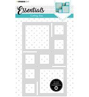 Studio Light - Cutting Die Building Block Cardshape Essentials nr.15, Stanssisetti
