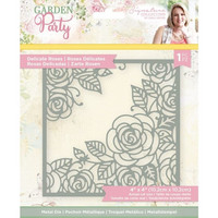 Crafter`s Companion - Sara Signature Garden Party Collection, Stanssi, Delicate Roses
