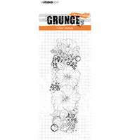Studio Light - Grunge Collection Hibiscus nr.35, Leima
