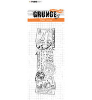 Studio Light - Grunge Collection Love mail nr.36, Leima