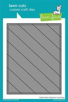 Lawn Fawn - Simple Stripes: Diagonal, Stanssi