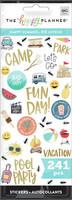 MAMBI - Happy Planner, Happy Summer Petite, Tarrasetti, 8arkkia
