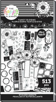 MAMBI - Happy Planner, Fancy Blooms, Tarrasetti, 30arkkia