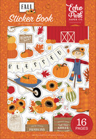 Echo Park - Fall, Sticker Book, Tarrasetti