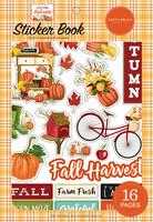 Carta Bella - Welcome Autumn, Sticker Book, Tarrasetti