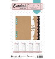 Studio Light - Cutting Die Borders page Planner Essentials nr.06, Stanssisetti