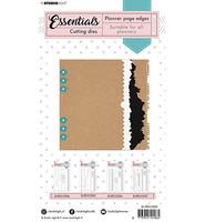 Studio Light - Cutting Die Borders page Planner Essentials nr.05, Stanssisetti