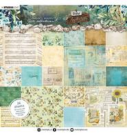 Studio Light - New Awakening nr.02, Jenine`s Mindful, Paper Pad Vintage backgrounds, 20x20cm, 36 arkkia