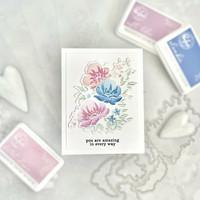 Pinkfresh Studio - Anemone Magic, Kerrossapluunasetti
