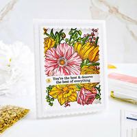 Pinkfresh Studio - Best Of Everything Floral, Kerrossapluunasetti