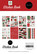 Carta Bella - Home For Christmas, Sticker Book, Tarrasetti