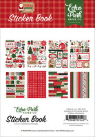 Echo Park - Jingle All The Way, Sticker Book, Tarrasetti