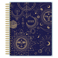 Paper House - 12-Month Dated Planner, Celestial