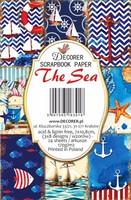 Decorer - The Sea, Korttikuvia, 24 osaa