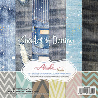 Memory Place - Shades of Denim 6