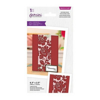 Gemini - Create-a-Card Dies, Stanssi, Entwined Roses