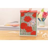 Gemini - Create-a-Card Dies, Stanssi, Rustic Roses