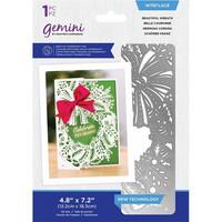 Gemini - Intri'lace Dies, Stanssi, Beautiful Wreath