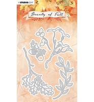 Studio Light - Beauty of Fall nr.57, Stanssisetti, Autumn Leaves