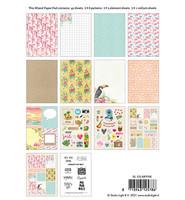 Studio Light - Mixed Paper Pad, Essentials nr.6, A5, Paperikko