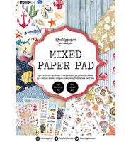 Studio Light - Mixed Paper Pad, Essentials nr.7, A5, Paperikko