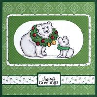 Stampendous - Polar Play, Leimasetti