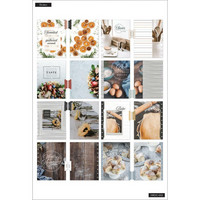 MAMBI - CLASSIC Happy Planner, Recipe Organizer, Southern Farmhouse