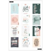 MAMBI - CLASSIC Happy Planner, Love Letters II, päivätty 12kk