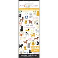 MAMBI - Happy Planner, Colorful Dogs, Tarrasetti, 8arkkia